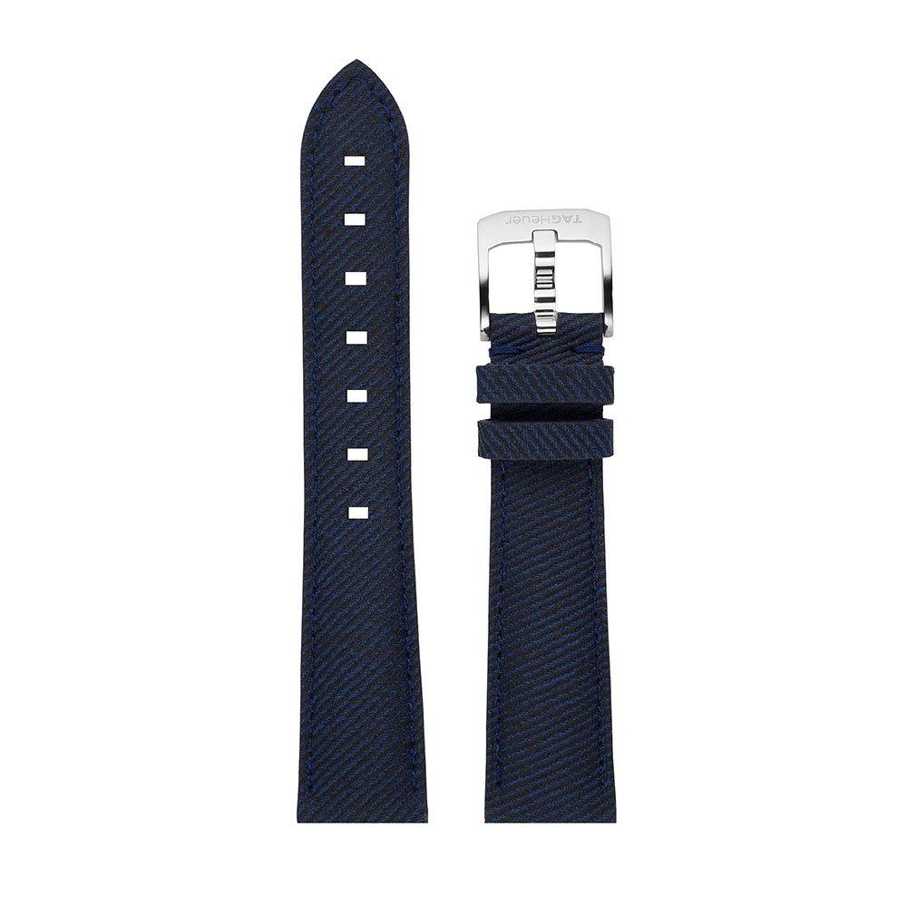 TAG Heuer Formula 1 Blue Leather Ladies Watch Strap