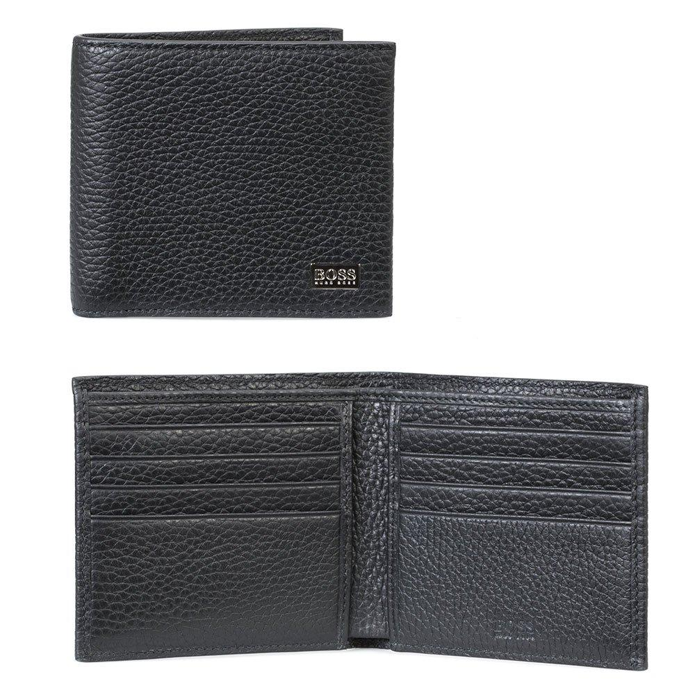 BOSS Black Leather Wallet