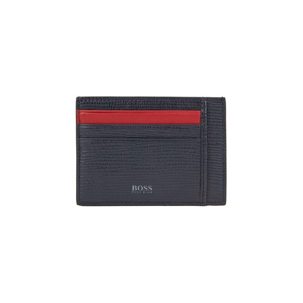 BOSS Cosmo Navy Card Holder