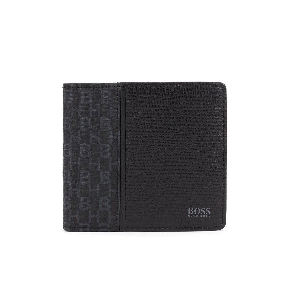 BOSS Cosmopole Black Leather Men's Wallet
