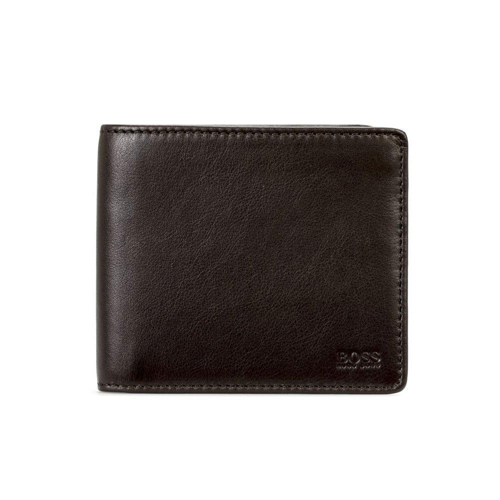 BOSS Majestic Brown Leather Wallet