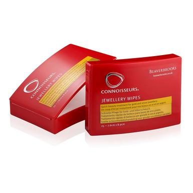 Connoisseurs Jewellery Beauty Wipes