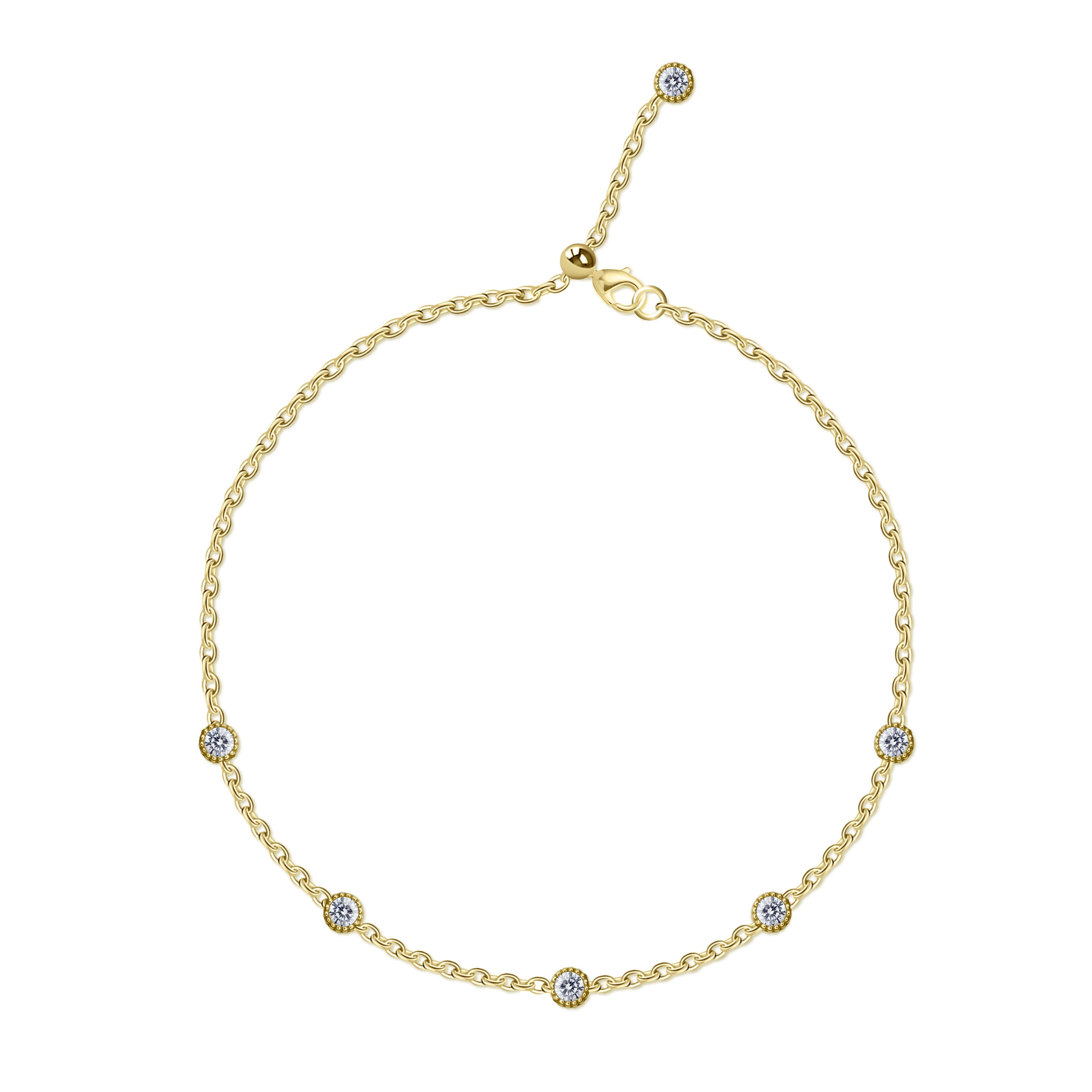 CARAT Becca 9ct Gold Bracelet