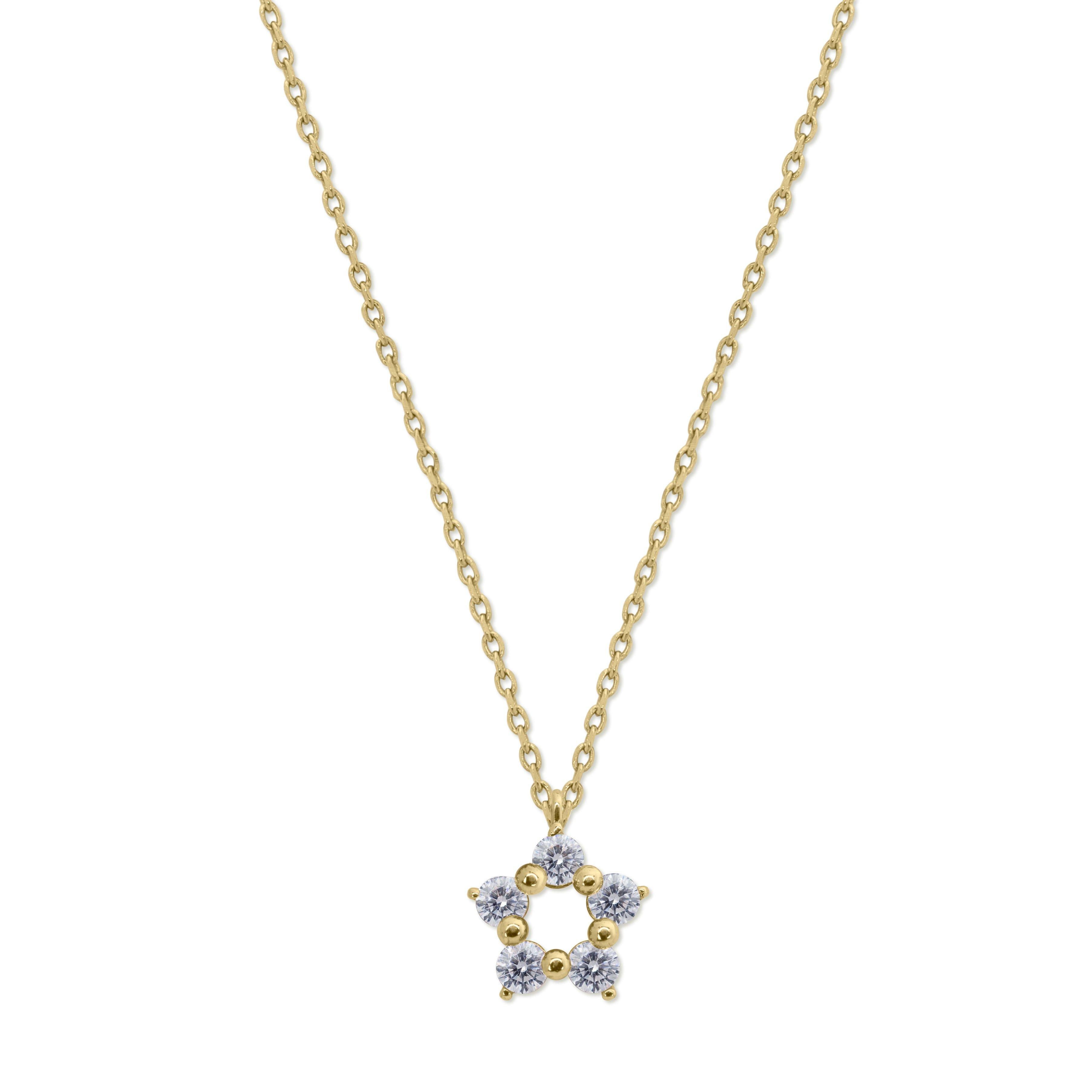 CARAT Libby 9ct Gold Necklace