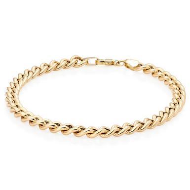 9ct Gold Link Bracelet