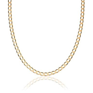 9ct Yellow Gold Curb Chains
