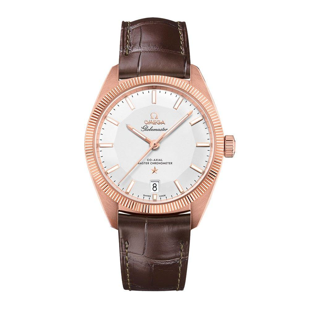 OMEGA Globemaster 18ct Rose Gold Co-Axial Master Chronometer Men's Watch