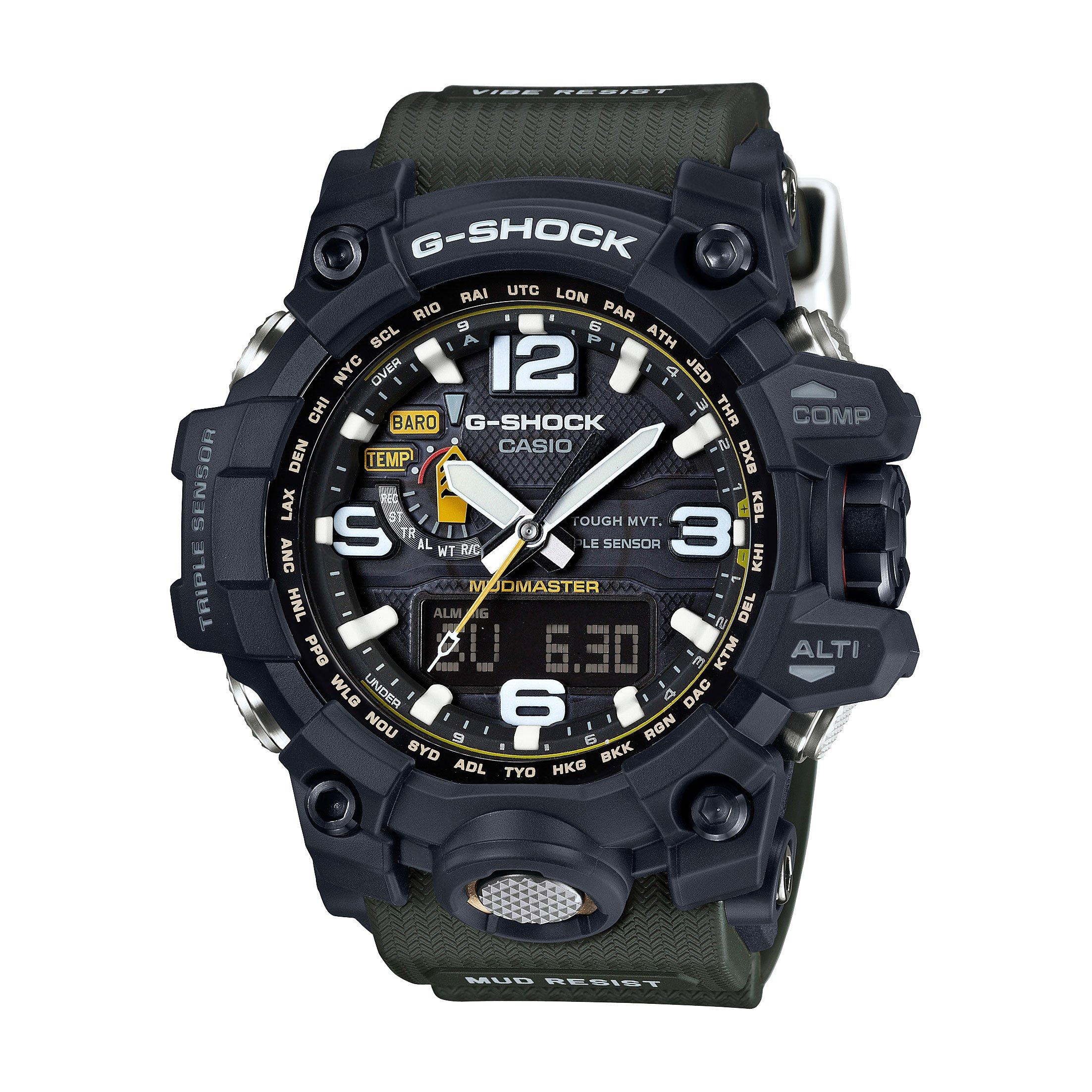 Casio G-Shock Mud-Master Chronograph Watch