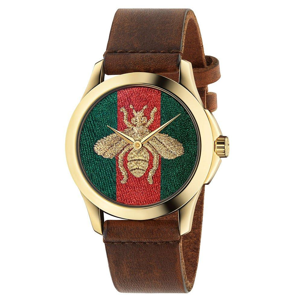Gucci Honey Bee Gold PVD Ladies Watch
