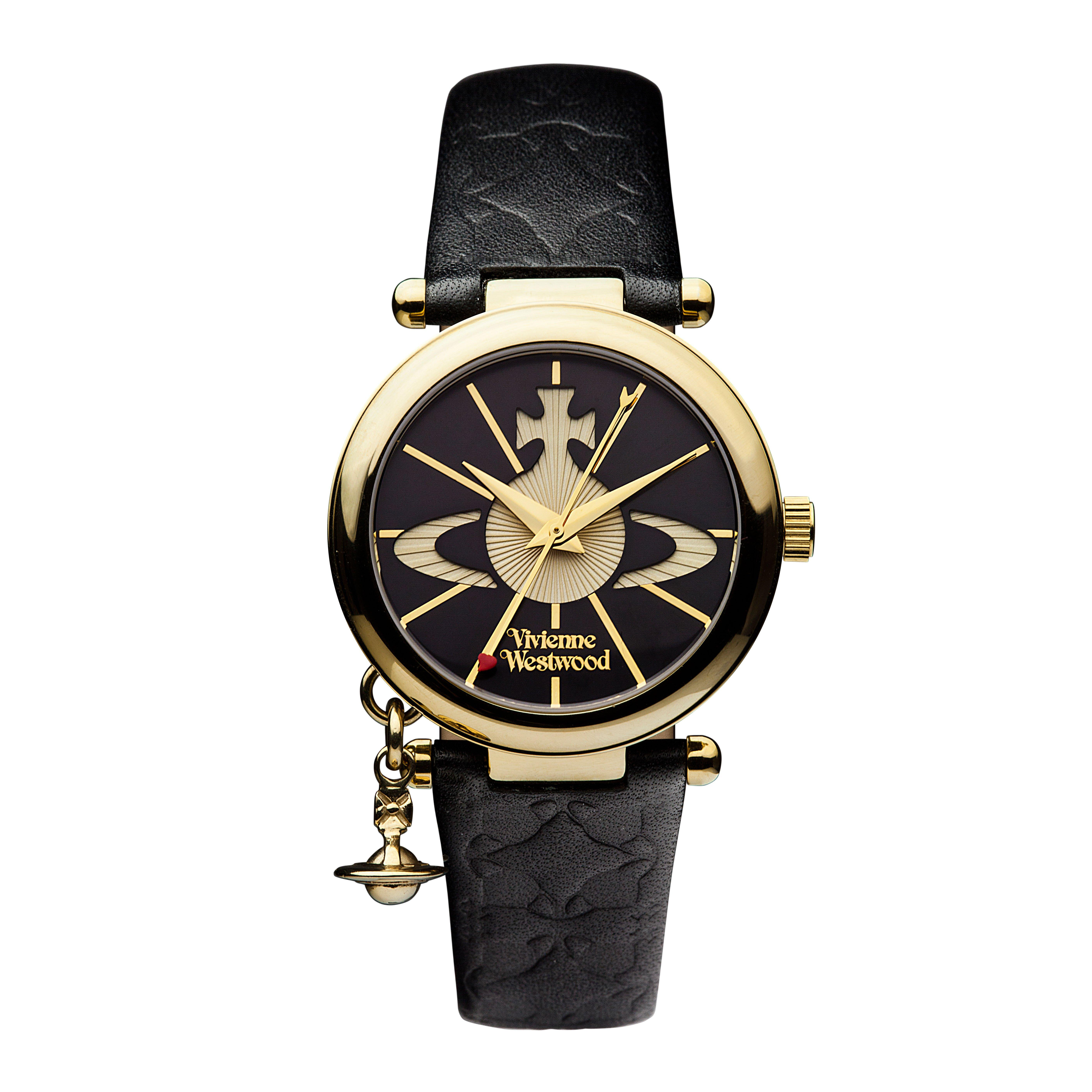 Vivienne Westwood Orb II Gold Tone Ladies Watch