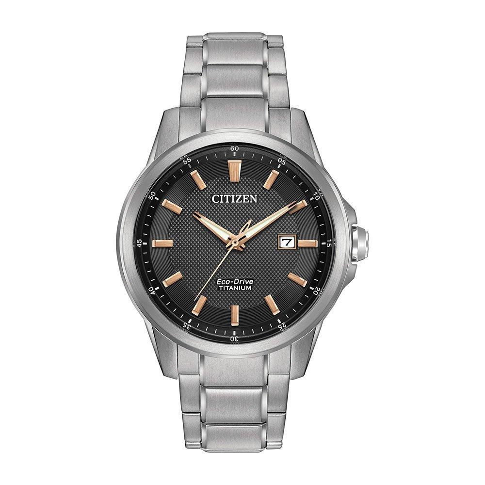 Citizen Eco-Drive Titanium Men's Watch