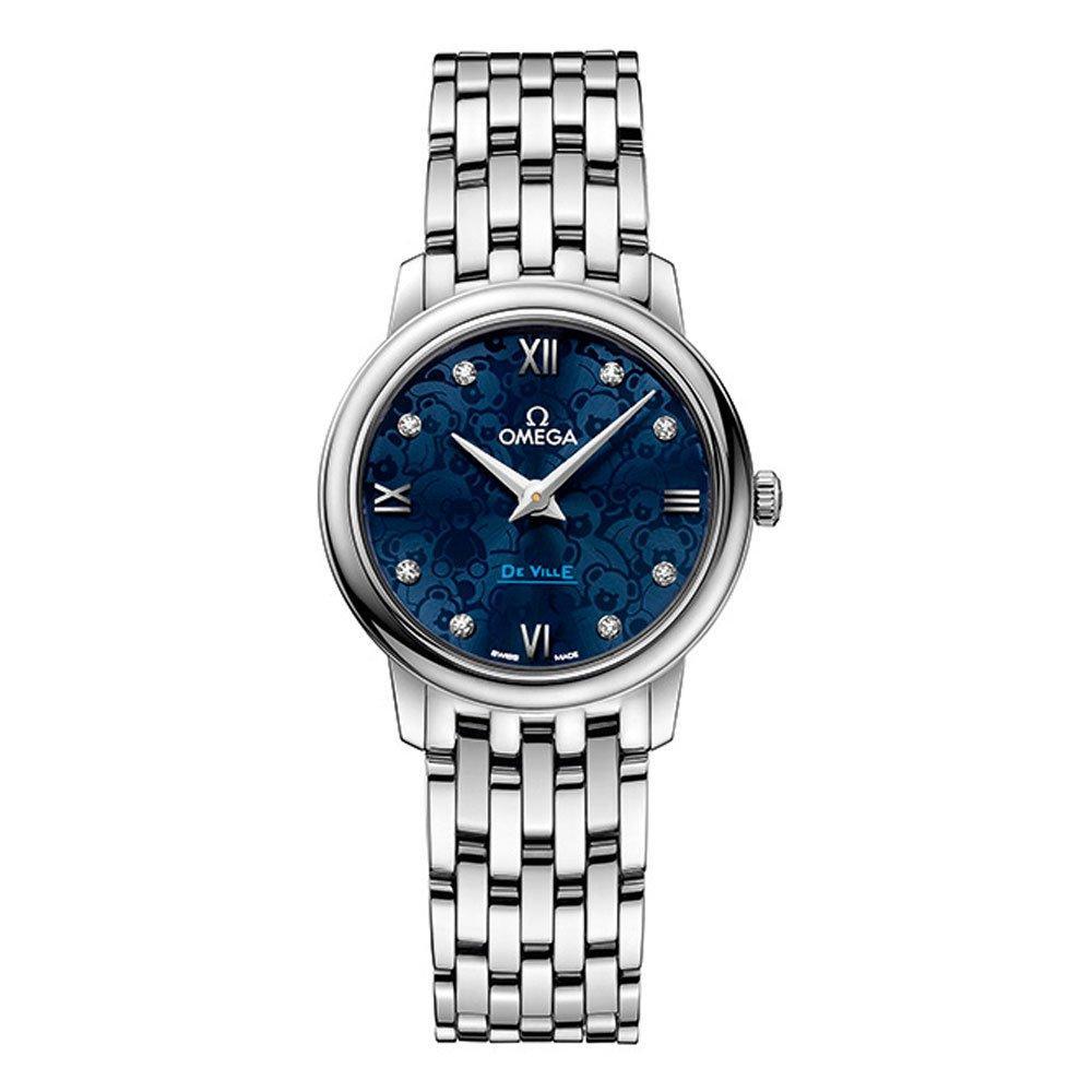 OMEGA De Ville Orbis Prestige Diamond Ladies Watch