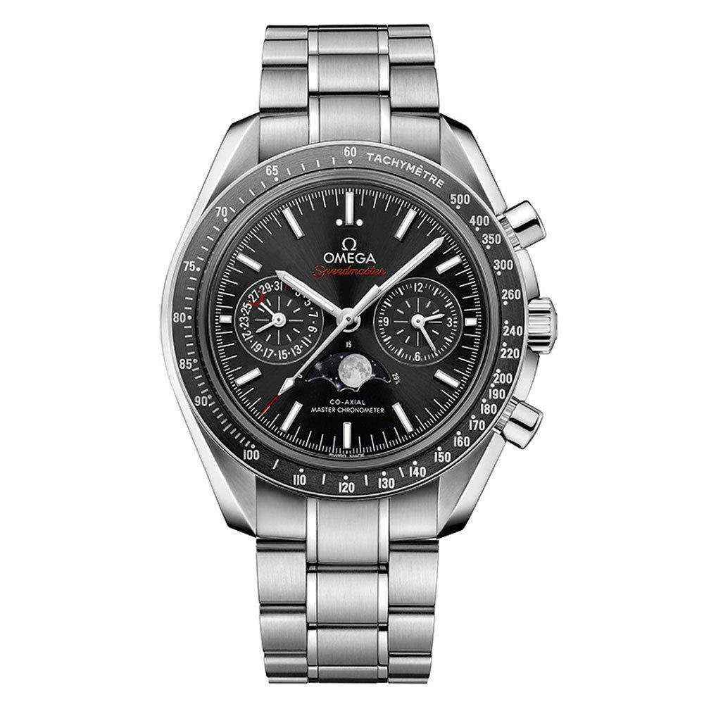 OMEGA Speedmaster Moonphase Co-Axial Master Chronometer Chronograph Men's Watch