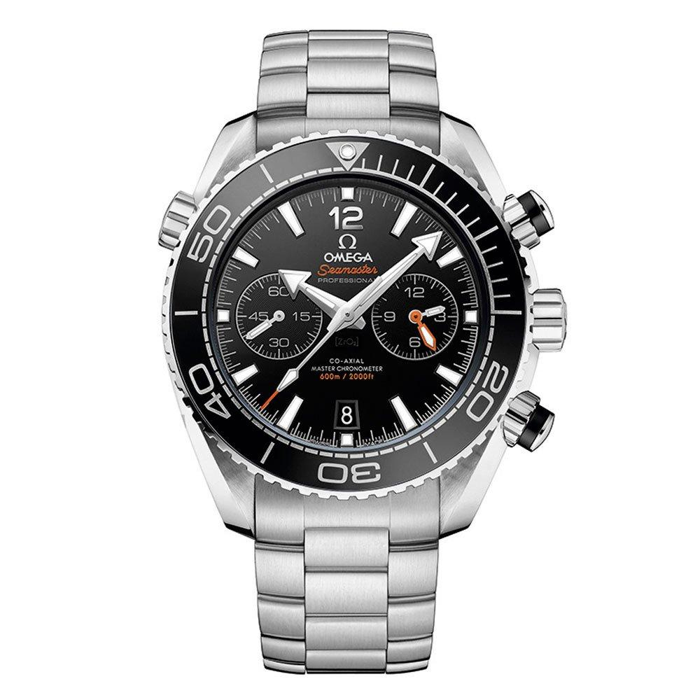 OMEGA Seamaster Planet Ocean 600m Automatic Chronometer Chronograph Men's Watch