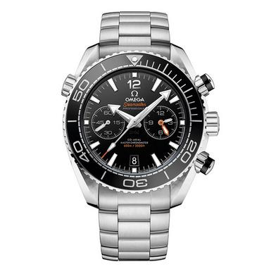 OMEGA Seamaster Planet Ocean 600m Co-Axial Master Chronometer Chronograph Men's Watch