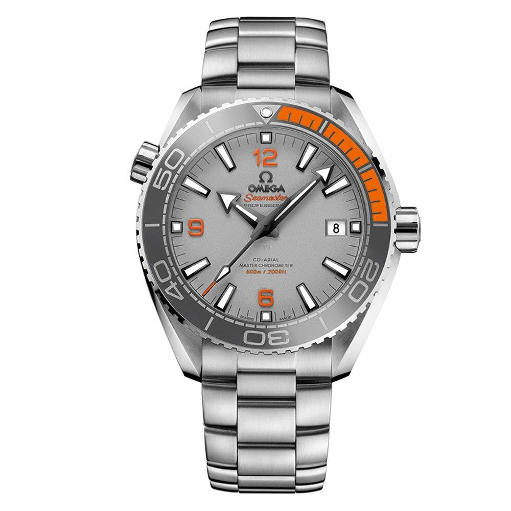 OMEGA Seamaster Planet Ocean 600m Co-Axial Master Chronometer Titanium Men's Watch