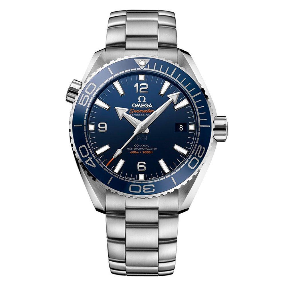 OMEGA Seamaster Planet Ocean 600m Automatic Chronometer Men's Watch