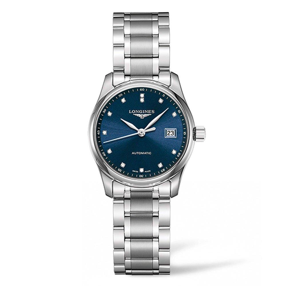 Longines Master Collection Diamond Automatic Ladies Watch
