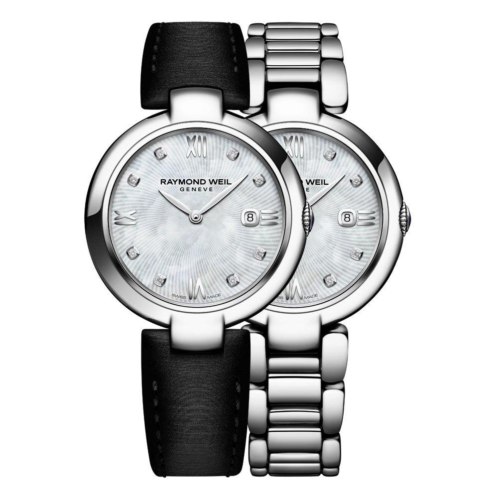 Raymond Weil Shine Diamond Ladies Watch