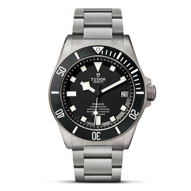 TUDOR Titanium Pelagos Men's Watch