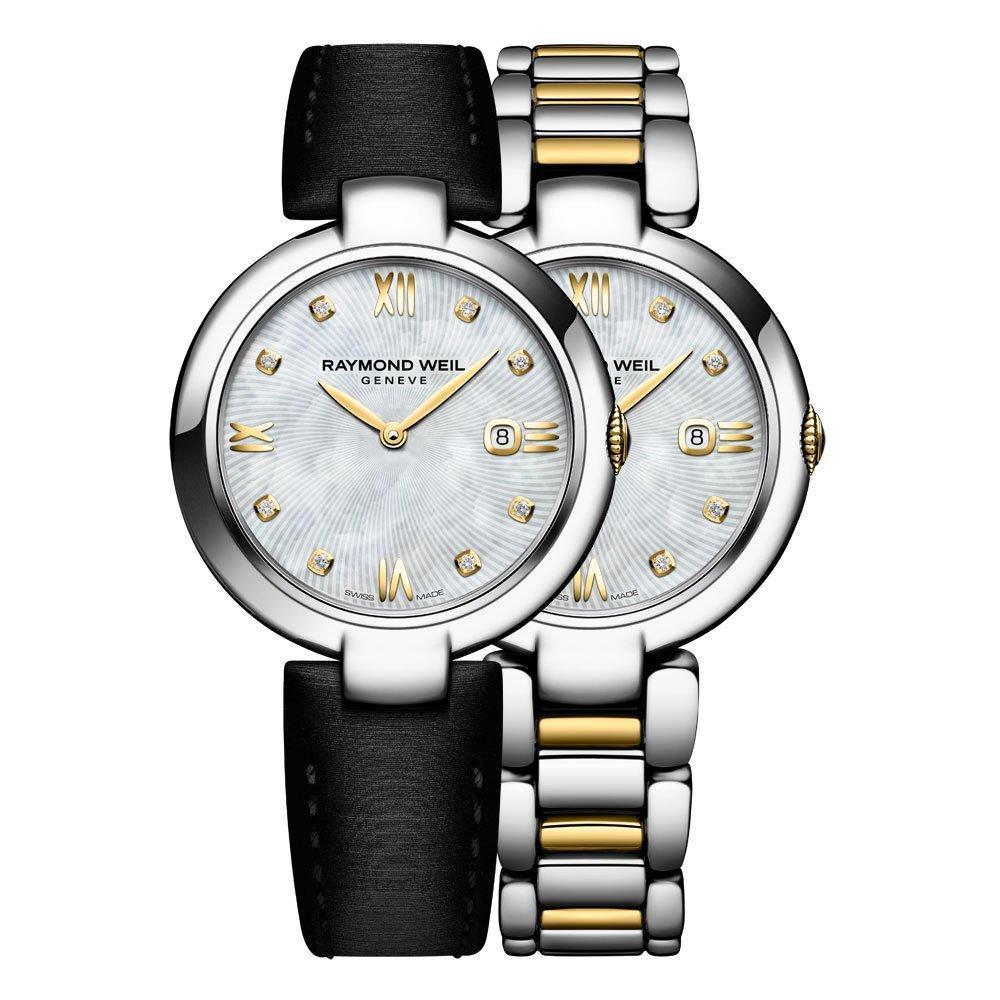 Raymond Weil Shine Diamond Ladies Watch