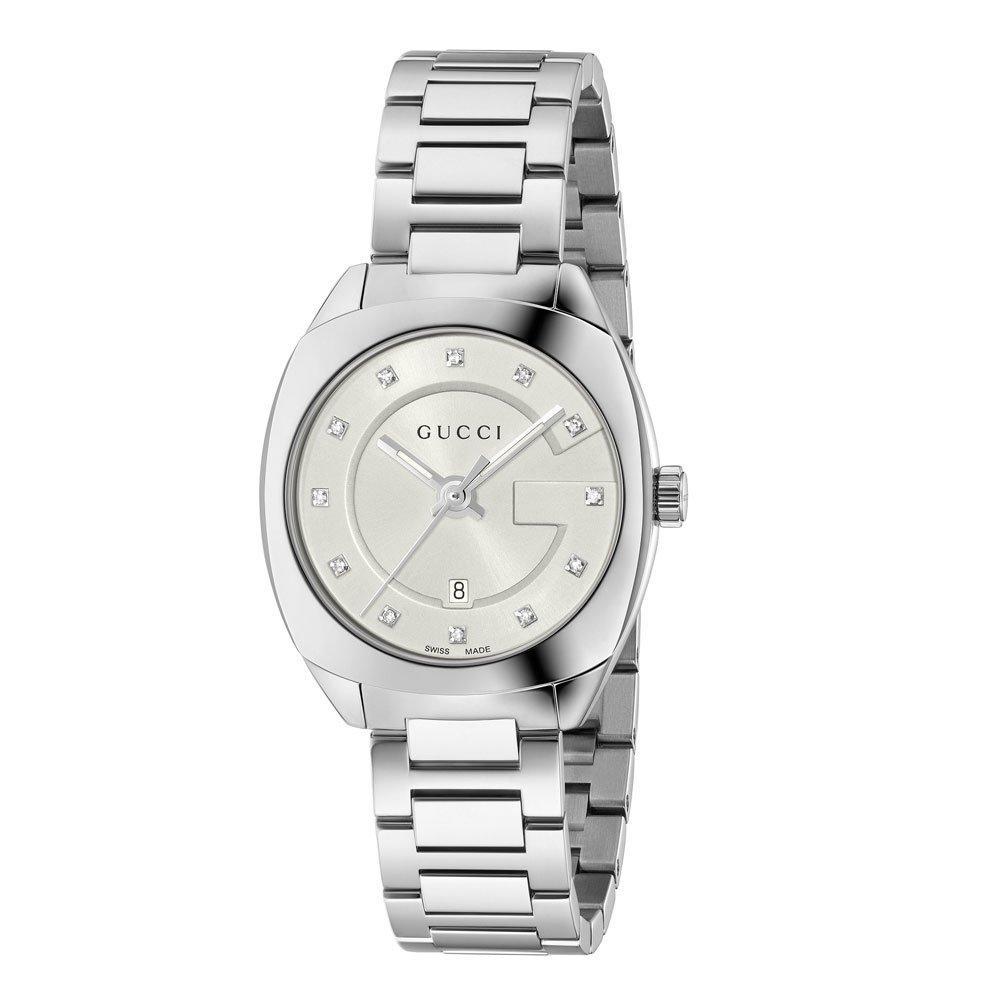 Gucci GG2570 Diamond Ladies Watch