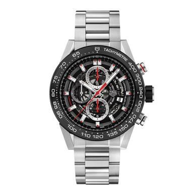TAG Heuer Carrera Calibre Heuer 01 Automatic Chronograph Men's Watch