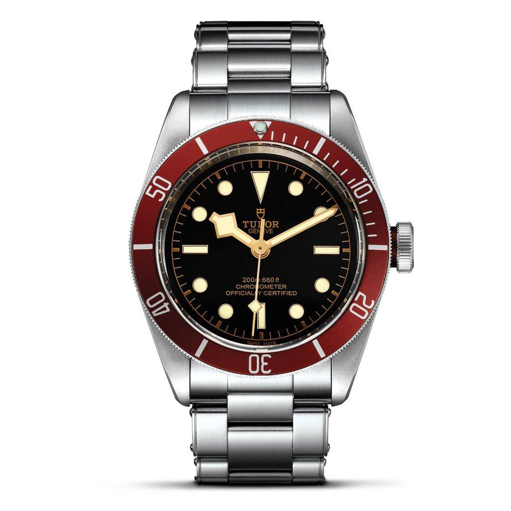 Tudor Heritage Black Bay Men's Watch