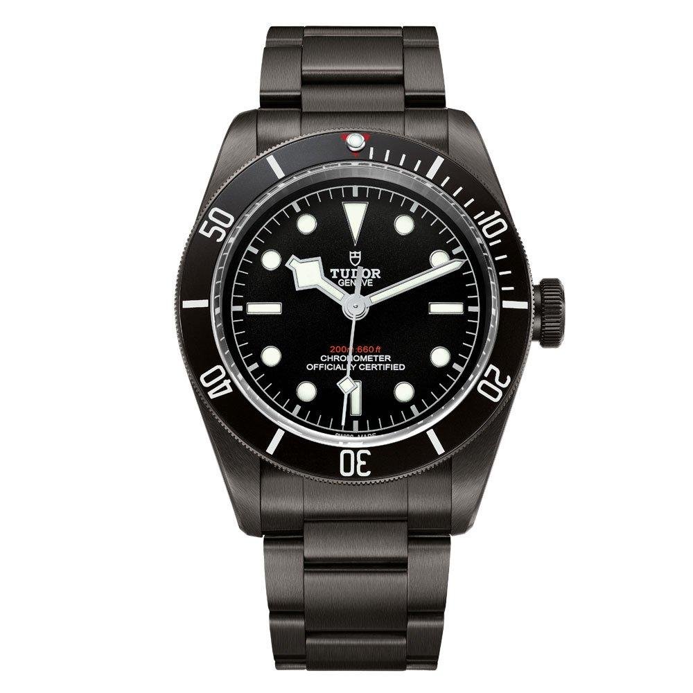 Tudor Black Bay Dark Automatic Men's Watch