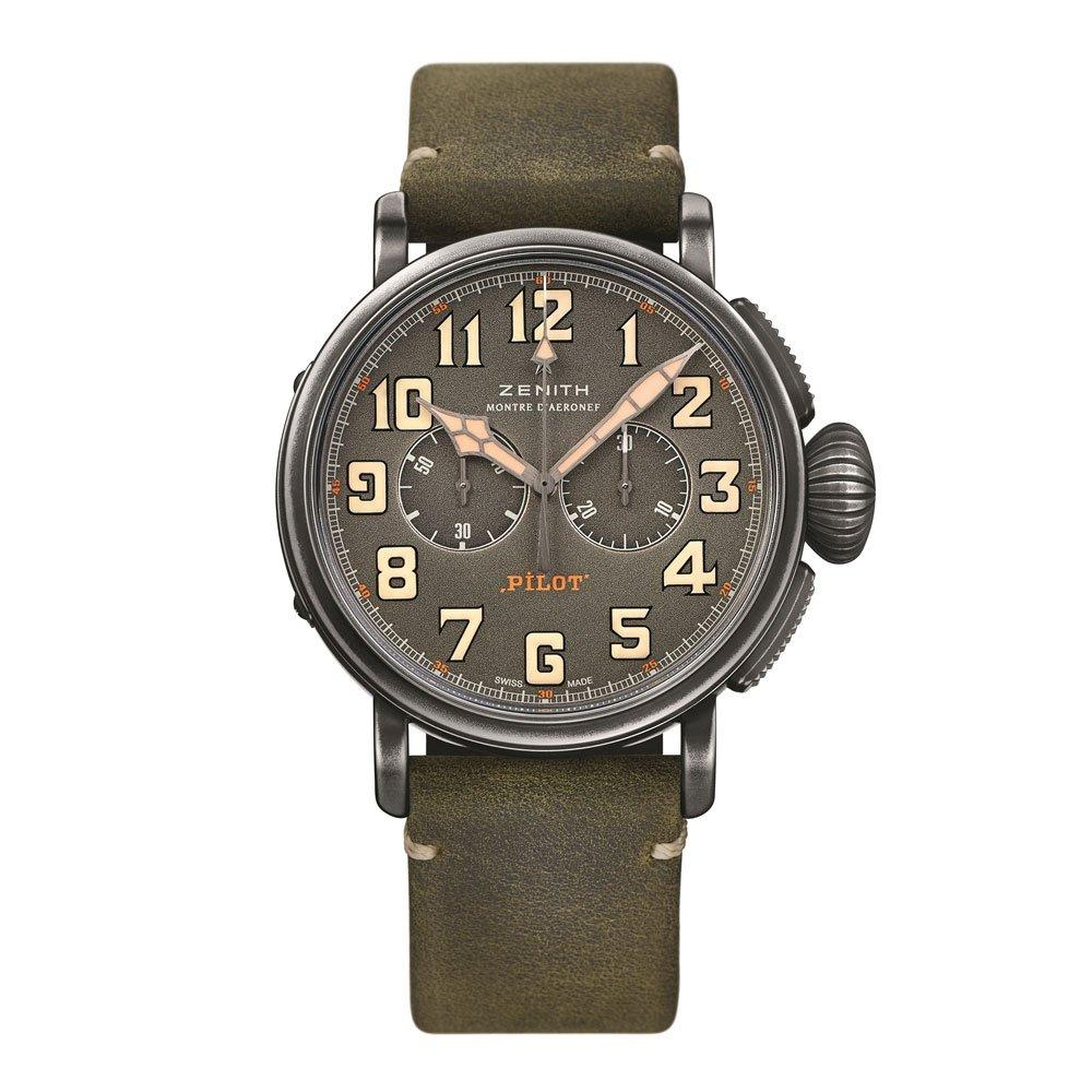 Zenith Pilot Type 20 Automatic Chronograph Men's Watch
