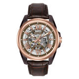 Bulova Rose Gold Tone Automatic Men's Watch