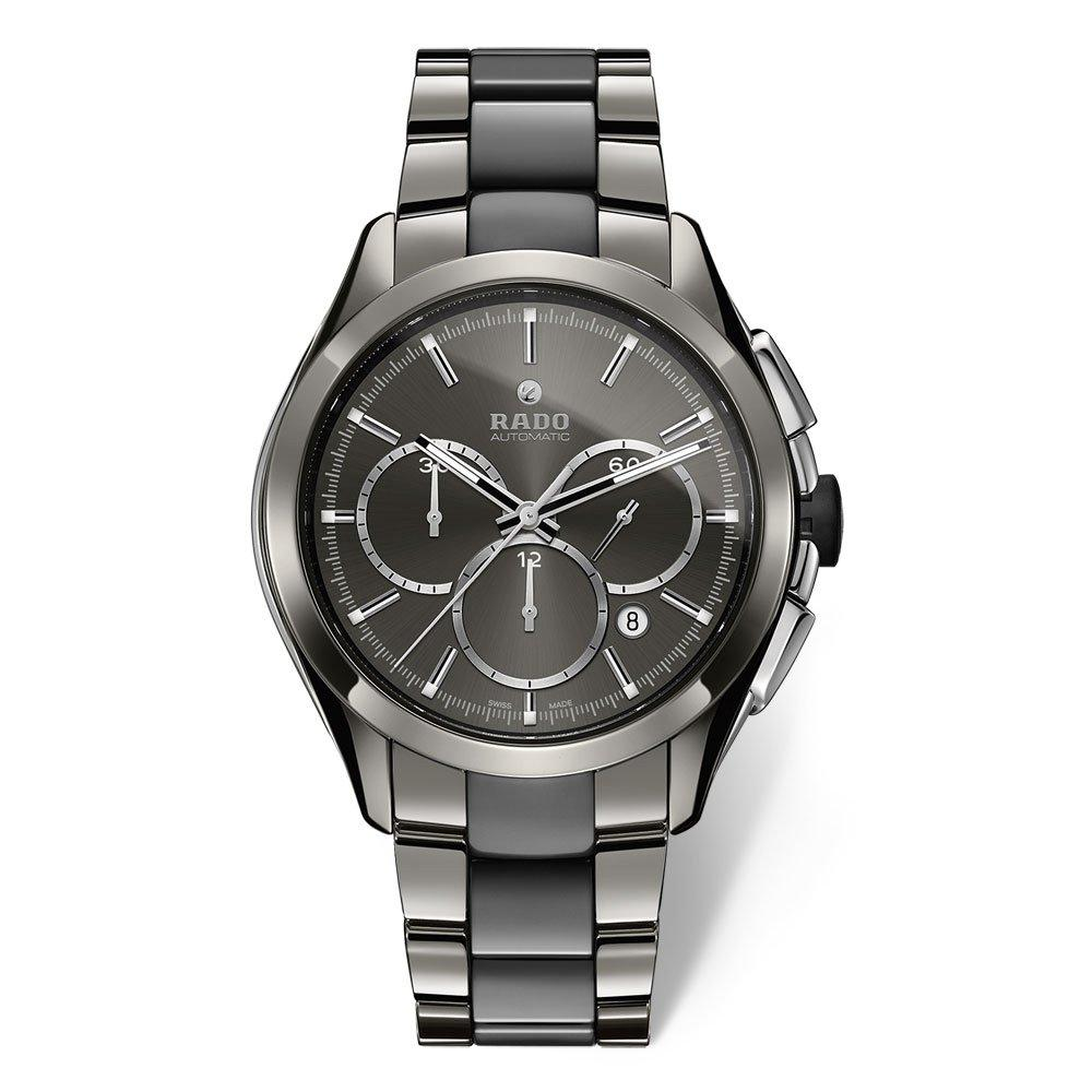 Rado HyperChrome Plasma High-Tech Ceramic Automatic Chronograph Men's Watch