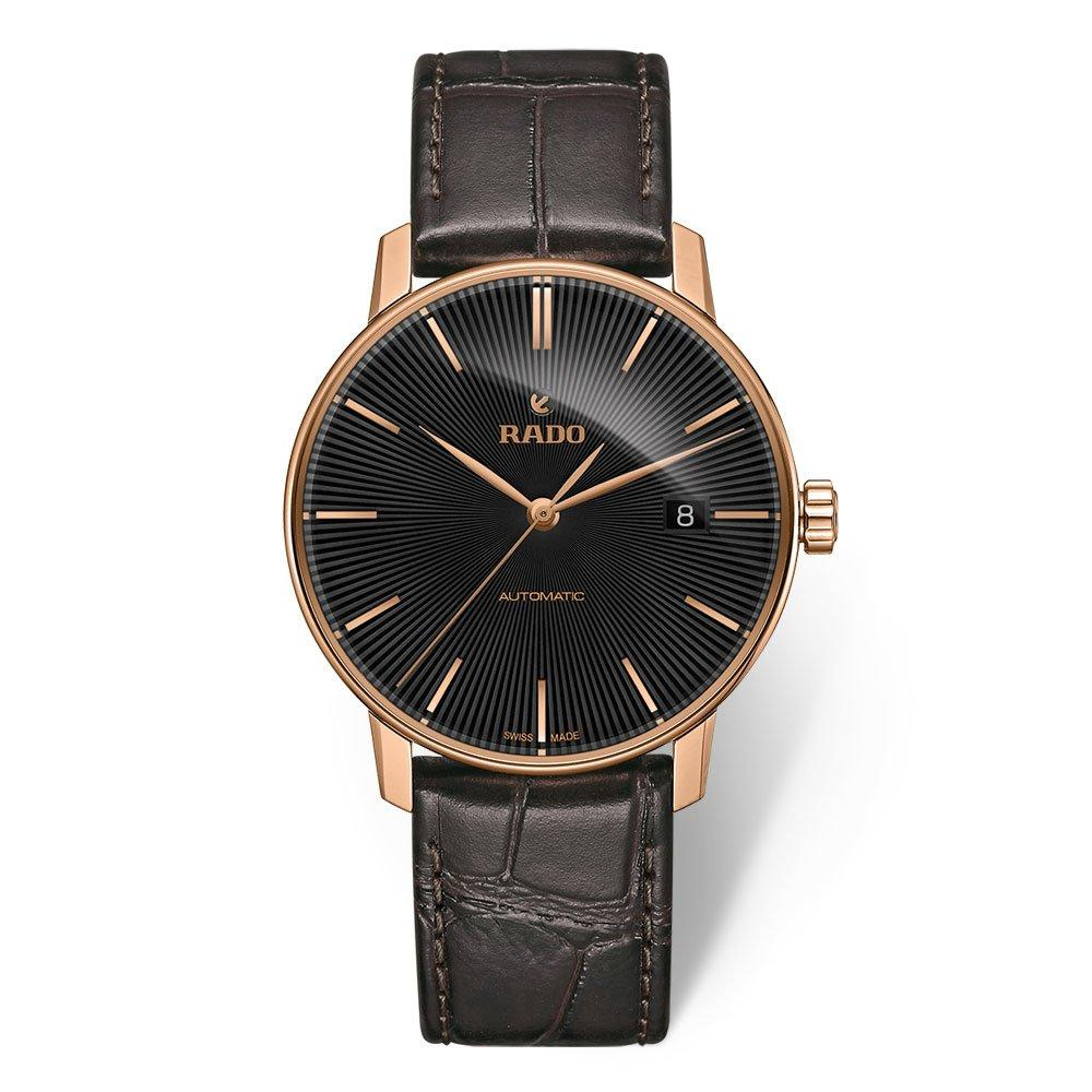Rado Coupole Classic Gold Tone PVD Automatic Men's Watch