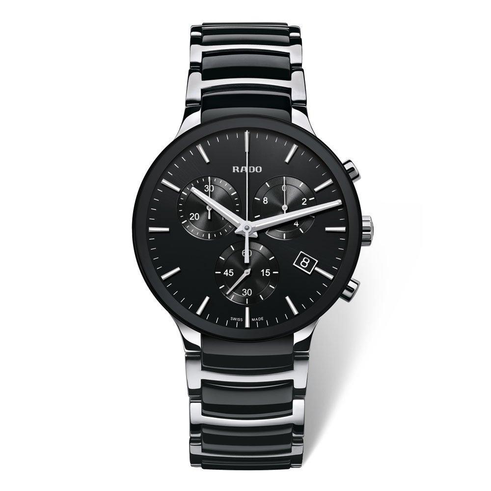 Rado Centrix High-Tech Ceramic Chronograph Men's Watch