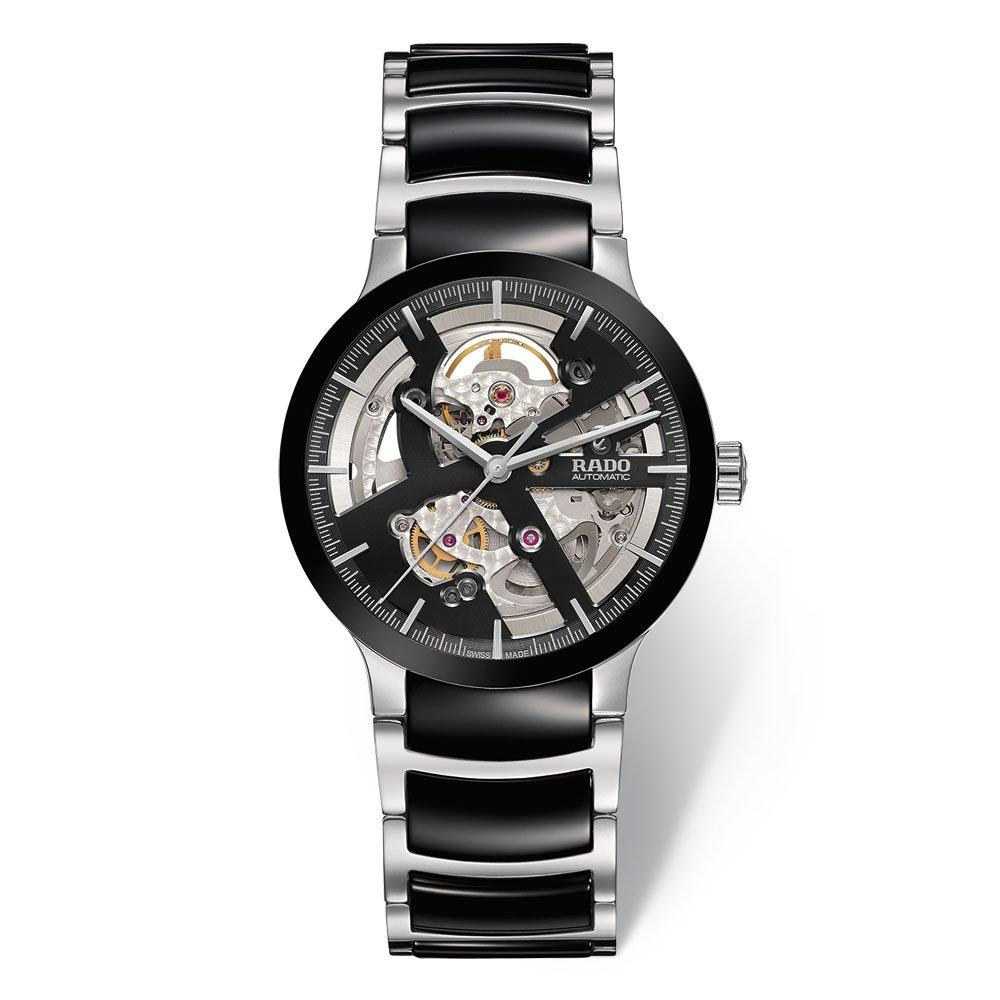 Rado Centrix High-Tech Ceramic Men's Watch