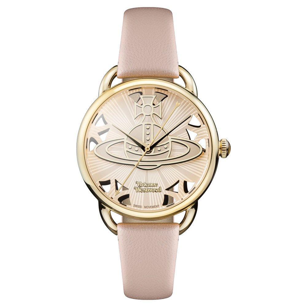 Vivienne Westwood Leadenhall Gold Tone Ladies Watch