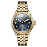 Vivienne Westwood Smithfield Gold Tone Men's Watch