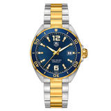 TAG Heuer Formula 1 Steel & Gold Plated Men's Watch
