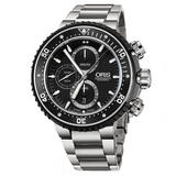 Oris Prodiver Titanium Automatic Chronograph Men's Watch