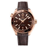 OMEGA Seamaster Planet Ocean 600m 18ct Rose Gold Co-Axial Master Chronometer Men's Watch