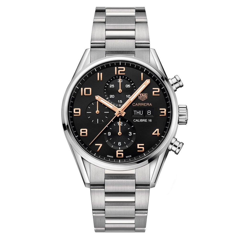 TAG Heuer Carrera Elegance Automatic Chronograph Men's Watch
