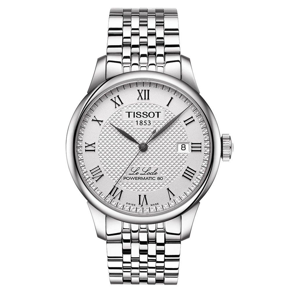 Tissot Le Locle Powermatic 80 Automatic Men's Watch