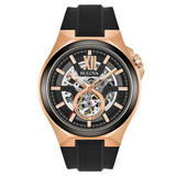 Bulova Automatic Rose Gold PVD Plated Men's Watch