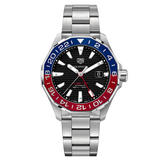 TAG Heuer Aquaracer Calibre 7 GMT Automatic Men's Watch