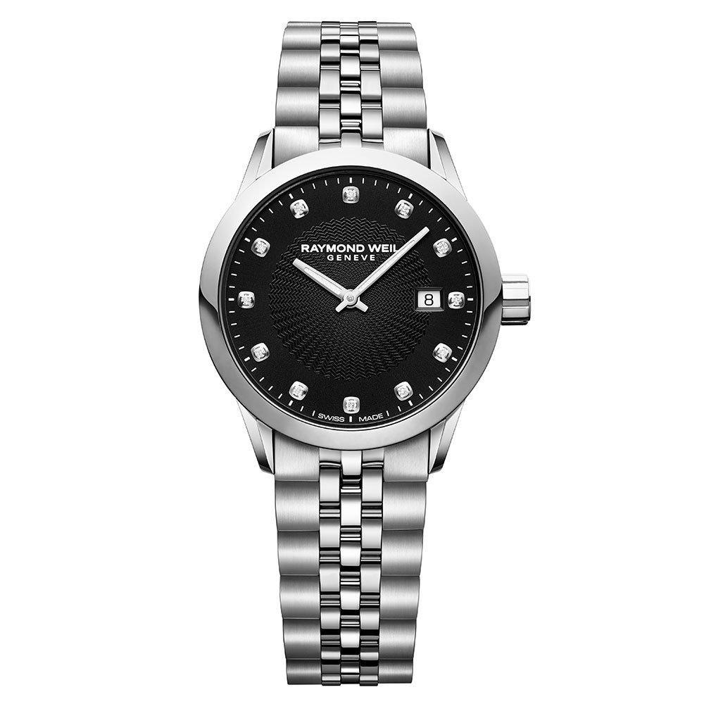 Raymond Weil Freelancer Diamond Ladies Watch