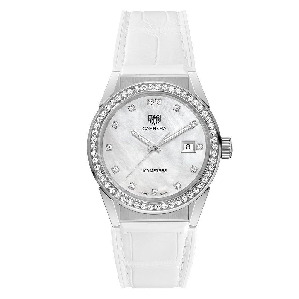 TAG Heuer Carrera Diamond Ladies Watch