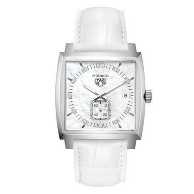 TAG Heuer Monaco Diamond Ladies Watch