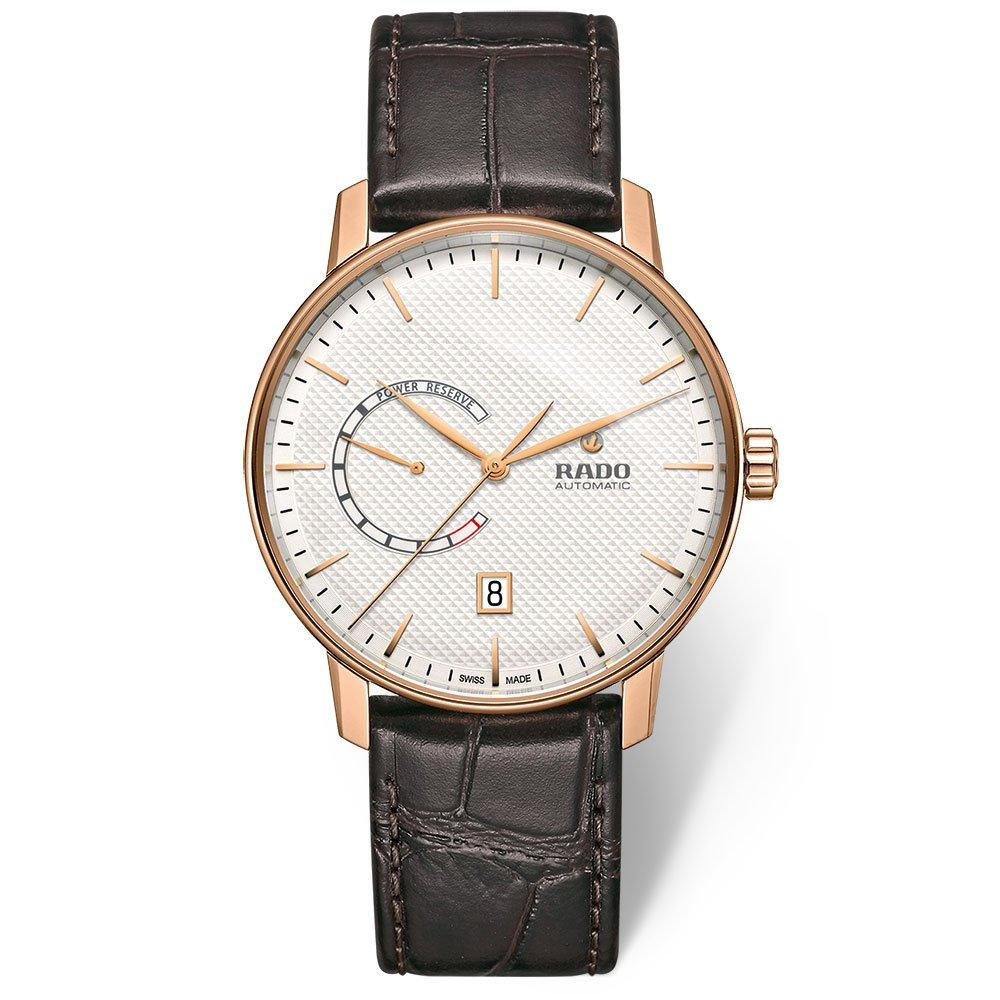 Rado Coupole Rose Gold Tone Automatic Watch