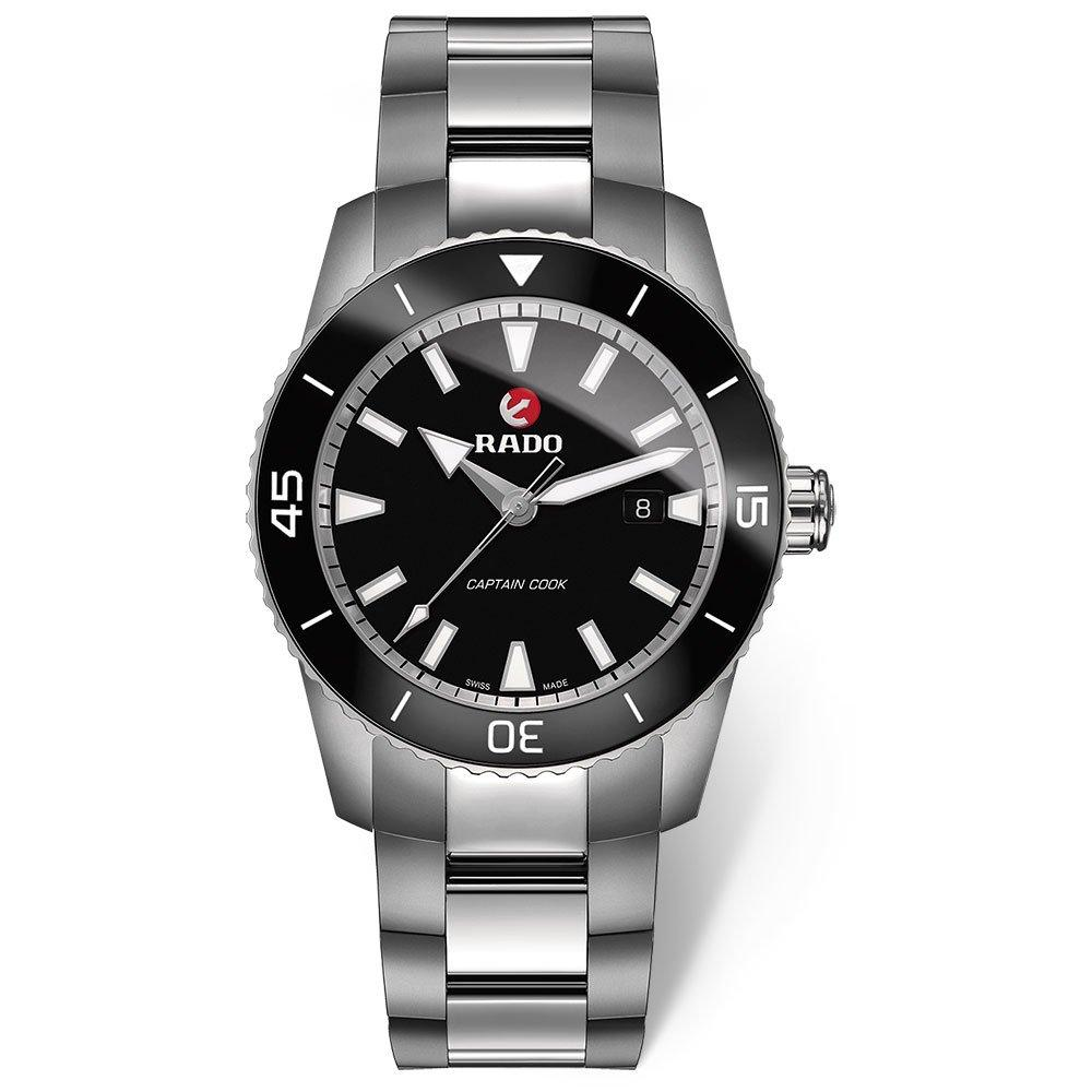 Rado HyperChrome Captain Cook Automatic Watch
