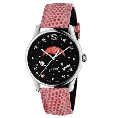 Gucci G-Timeless Moonphase Ladies Watch